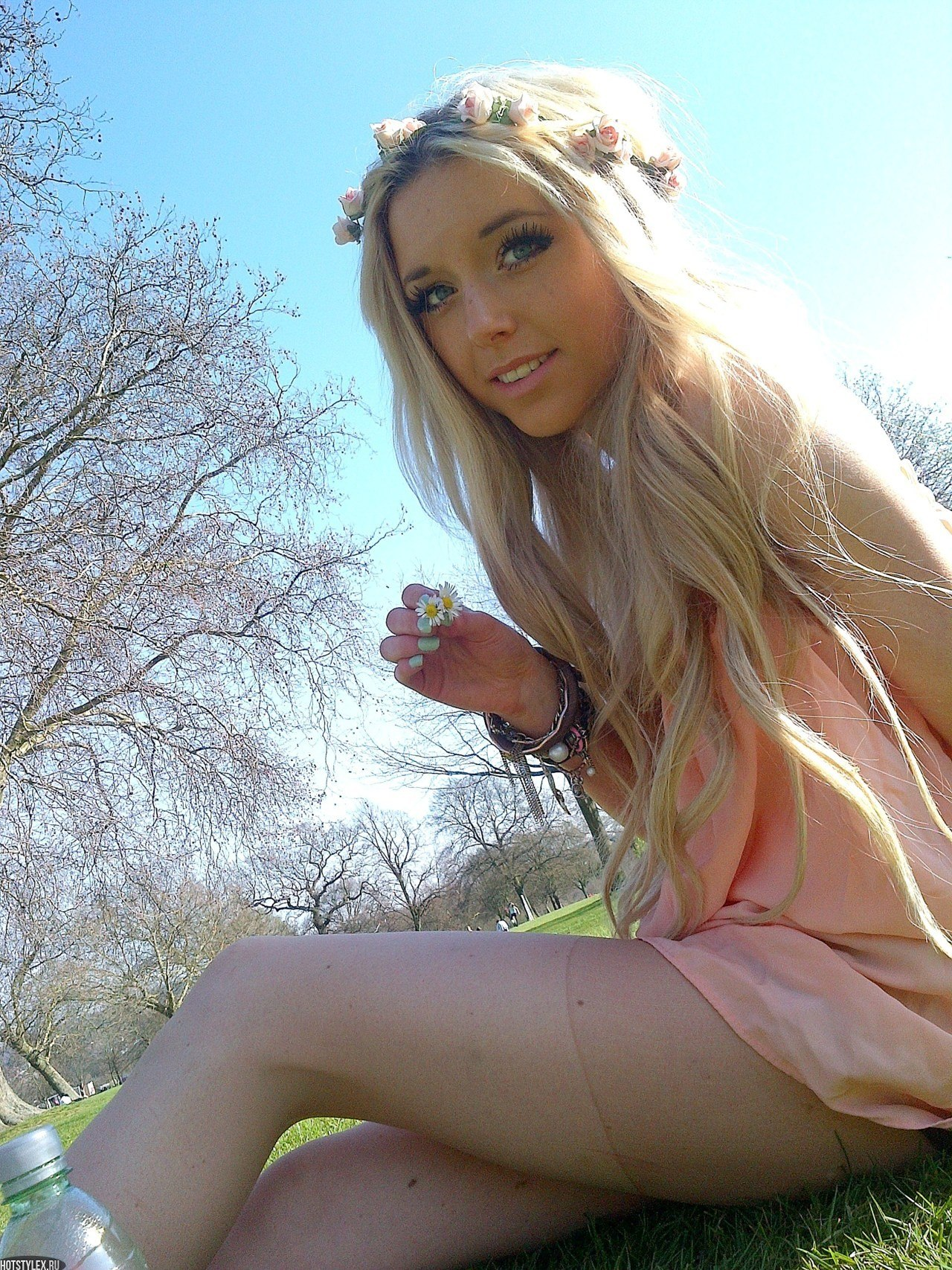Фото девушек блондинок с социальных сетей 9 фотография