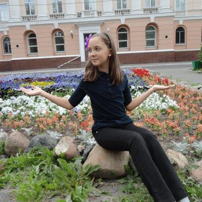 Алина Анфилова, 19 сентября , Новодвинск, id177098776