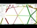 Geodesic dome calculator Расчет купольных домов сферические теплицы