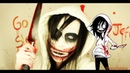 JEFF THE KILLER MAKEUP TUTORIAL