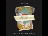 Halsey - Alone (Calvin Harris Remix) Preview