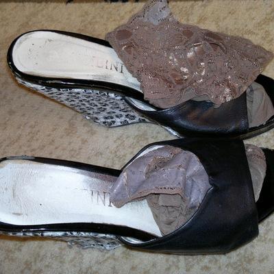 Дрочу на женскую обувь — photo 7