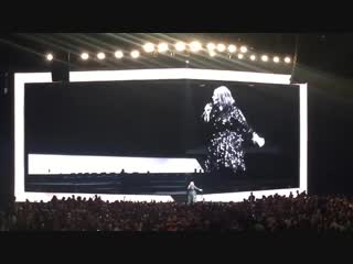 adele sings all night long by lionel richie