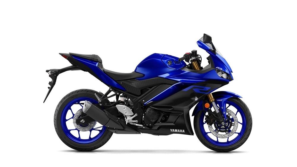 Новый мотоцикл Yamaha YZF-R3 2019