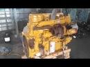 Запуск двигателя CATERPILLAR CAT C-12 2KS на складе компании WEBPARTS