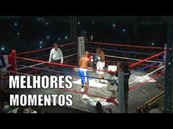Todo Duro x Holyfield - 11/08/2015 - MELHORES MOMENTOS - Luta do Século