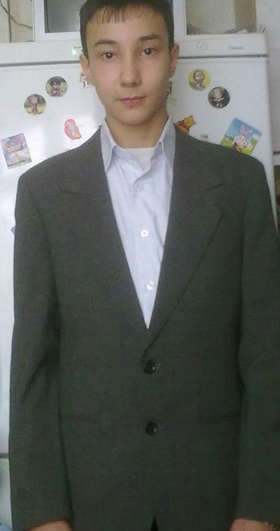 Толя Алибаев, 26 октября 1997, Холм, id171252729