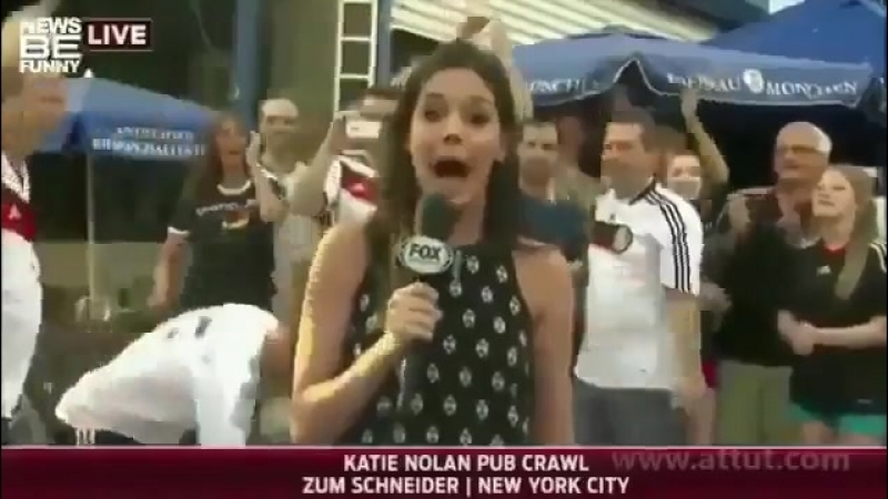 Поцелуи репортеров