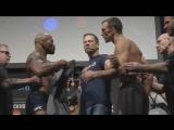 UFC 221: Weigh-In Recap (русские субтитры)