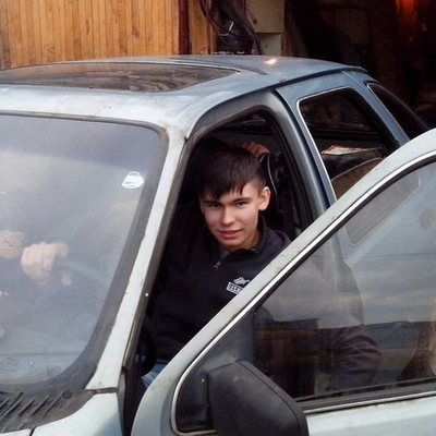 Киря Рыбак, 30 января 1995, Санкт-Петербург, id111379339