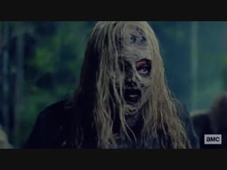 The Walking Dead: Season 9 Teaser | I'M ALPHA