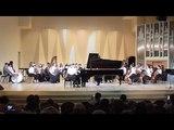В. Полунин. Концертино (ля минор)