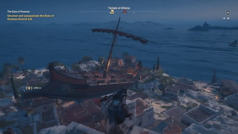 Assassins Creed Odyssey - This is Sparta Glitch pack