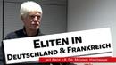 Prof. em. Michael Hartmann Eliten in Deutschland und Frankreich - 19.11