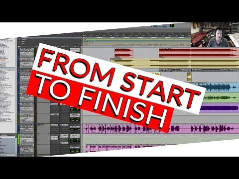 Mixing from start to finish with Stock Plugins - Warren Huart Produce Like A Pro