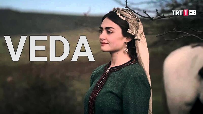 Halime Sultana Veda Klibi - Diriliş Ertuğrul