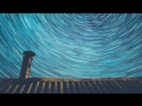 On the roof | Milky Way Timelapse - Sony a6000 + Sigma 19mm f2.8