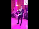Эдмонд Карапетян сыграл на кларнете на своей свадьбе для любимой