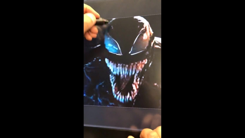 Todd McFarlane - LIVE TODDY TWEEKS HIS PAL Venom!!