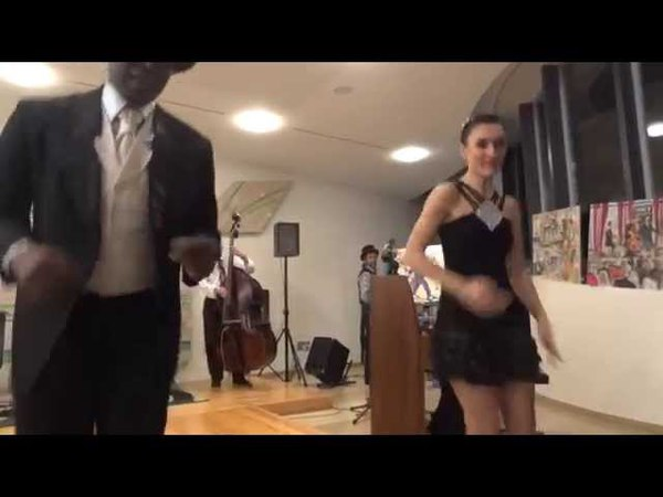 Live Music : Boogie Woogie : Hamp Goes Wild Trio and Patrick Smet