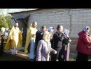 Крестный ход 09.10.2018 г. Иоанно-Богословский храм. С. Ягодное.