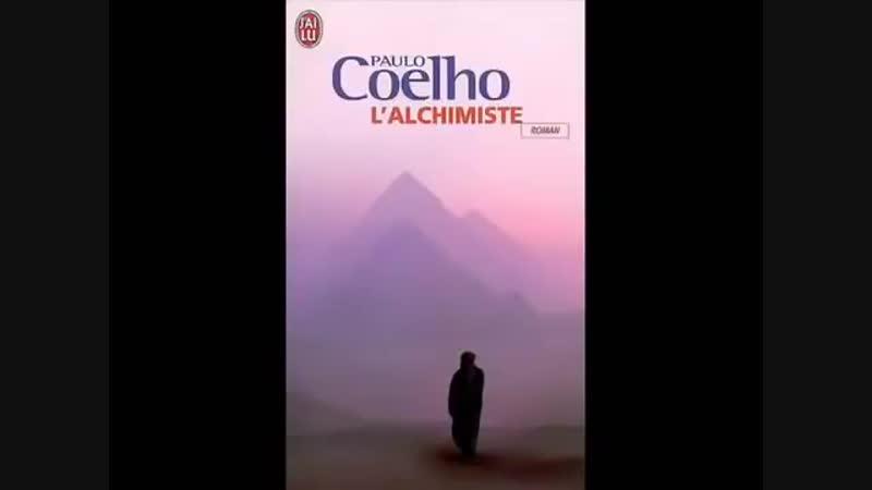 L Alchimiste Livre audio Paulo Coelho Développement personnel