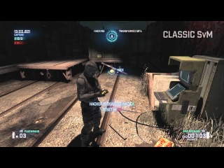 Splinter Cell Blacklist - Spies vs. Mercs | Old Meets New [ComDev] [Europe]