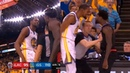 Kevin Durant Patrick Beverley trash talks both gets ejected Warriors vs Clippers Game 1