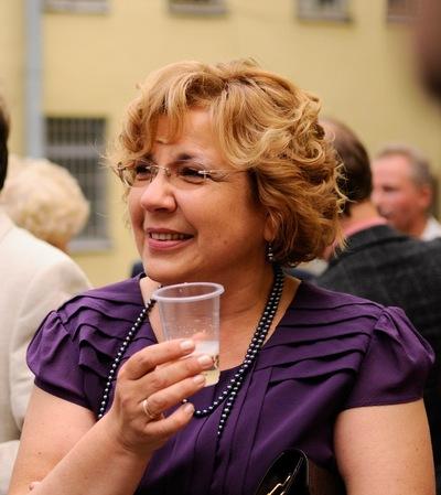 Марина Иванова, 6 января 1958, Санкт-Петербург, id6583917