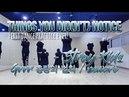 THINGS YOU DID(N'T) NOTICE in Grrr 총량의 법칙/Beware Dance Practice Stray Kids