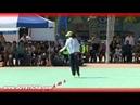 Amazing girl Slalom Красивое катание на роликах