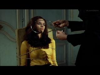 бдсм сцены(bdsm, бондаж, принуждение, сексуальное насилие) из фильма: La rose ecorchee(Кровавая роза) - 1970 год