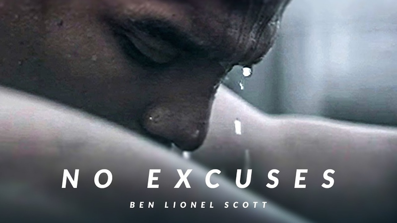NO EXCUSES - Best Motivational Video