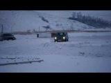 I этап Winter Drift Battle 2014 (#19) Заезд за 1-е место