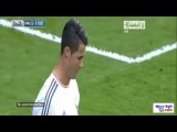 Real Madrid Vs. Sociedad 5-1 Cristiano Ronaldo, Benzema Goals (2013-14 La Liga) Highlights 9-11-2013