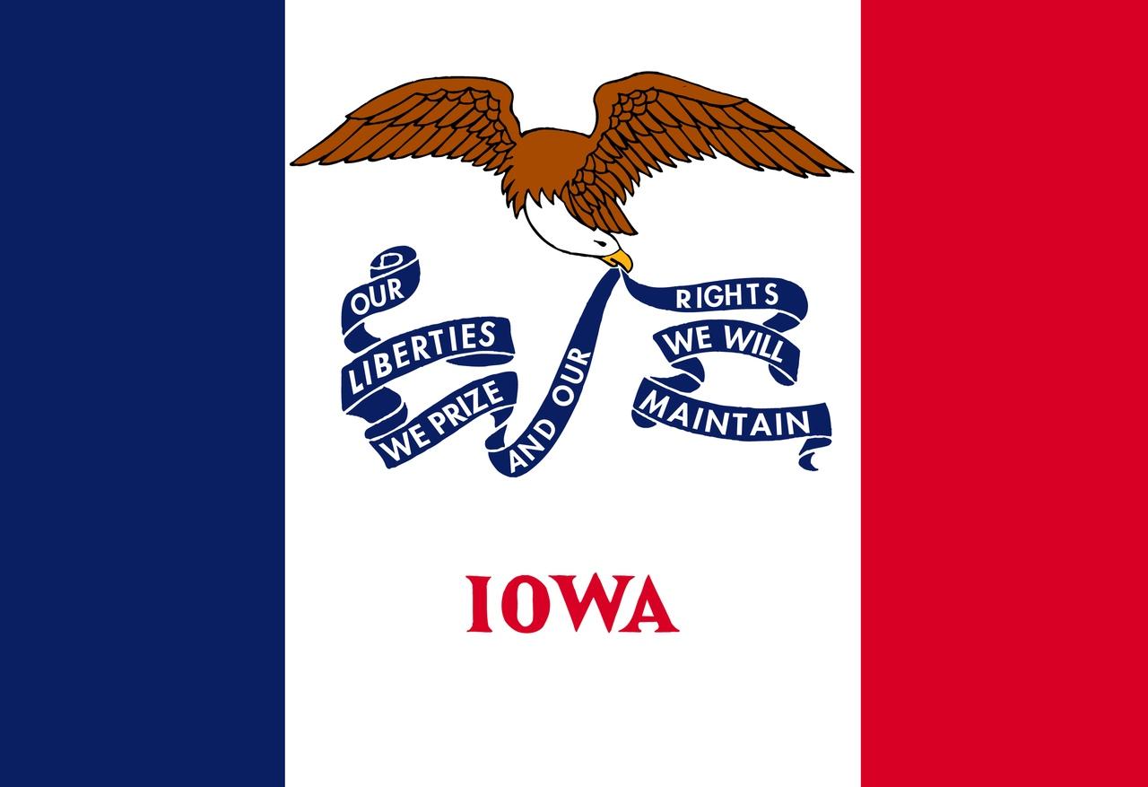 Флаг Айова