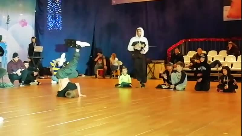 Bboy Grom на DANCE FLAVA 2019 г.Новороссийск