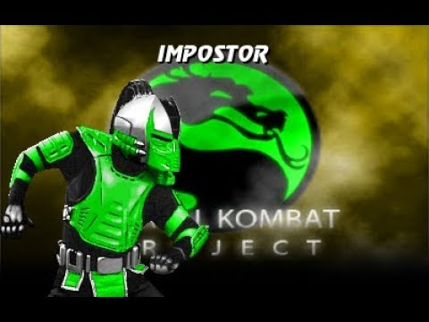 MKP 4.1 Season 2.9 (MUGEN) - Impostor (Cyber Reptile) Playthrough