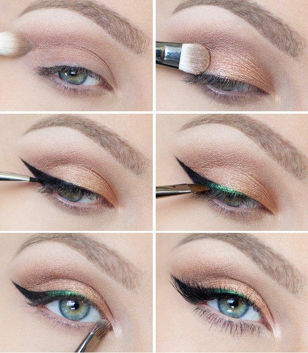 Нравится макияж?