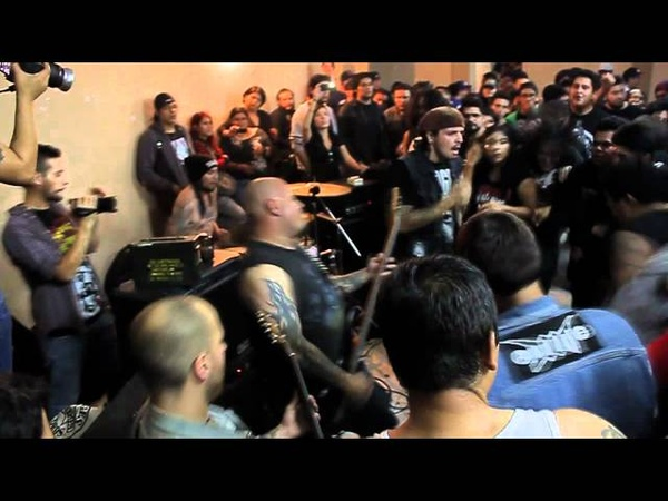 Antimaster - Fieras, Fieras, Fieras. |Chayito Fest 7