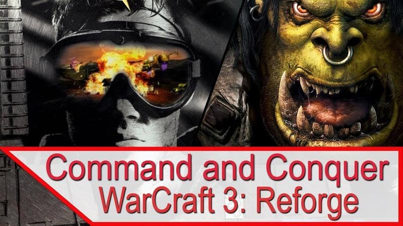 Жадность EA и Blizzard - перезапуск Command and Conquer и Warcraft 3: Reforge