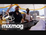 Deep House presents CLAUDE VONSTROKE b2b GREEN VELVET at Drais Beachclub DJ Live Set HD 1080