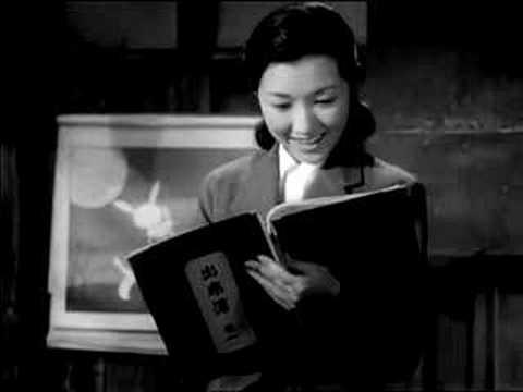 Nijushi no hitomi - Twenty-Four Eyes Trailer (1954)