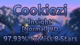 Cookiezi Haywyre - Insight Normal HD 97.93 6451305x 1xMiss