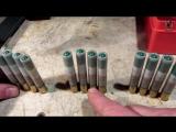 Не стреляйте крашеными пулями из Сайги 410!))