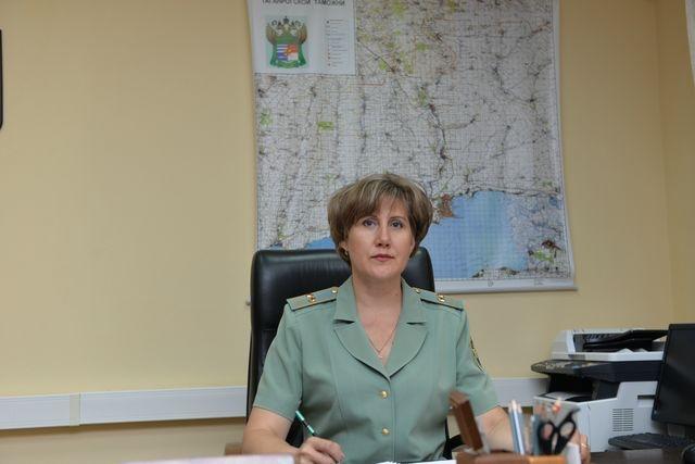 Первым замначальника Таганрогской таможни назначена Елена Тарасова