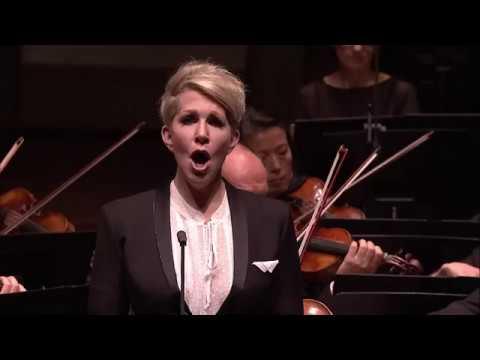 Joyce DiDonato Mozart La clemenza di Tito 'Parto parto ' 2018