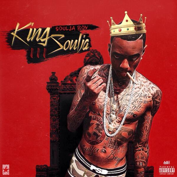 Soulja Boy - King Soulja 3 [2014]