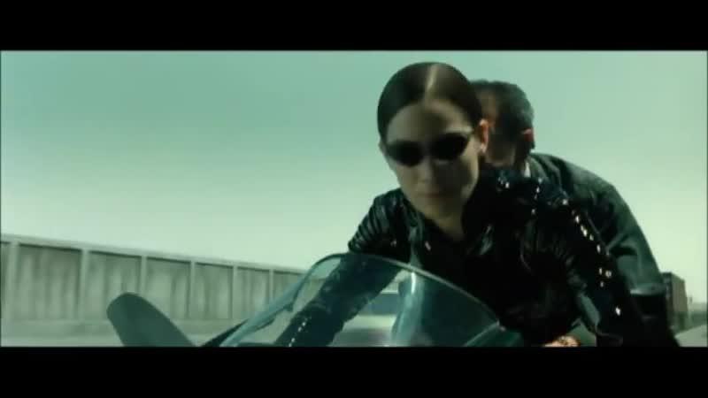 The Matrix Reloaded (music scene) - Mona Lisa Overdrive (B) (highway theme)