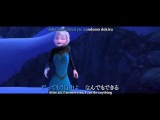 Let It Go - Takako Matsu in Disney's Frozen (Japanese Version)